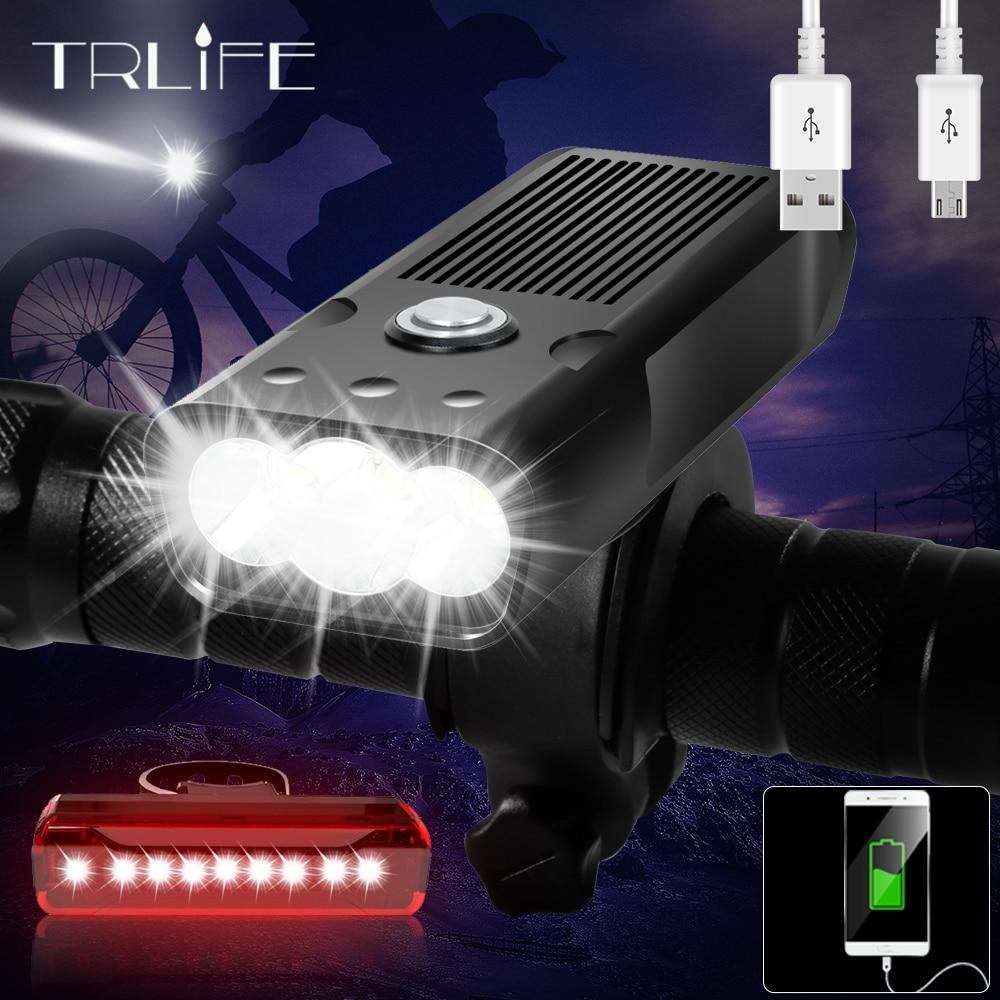 Светодиодный фонарь TRLIFE - 3 диода