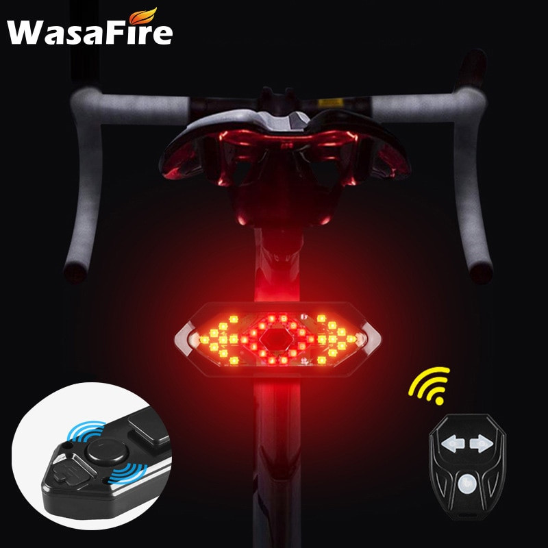 WasaFire - задний фонарь с сигналами поворота