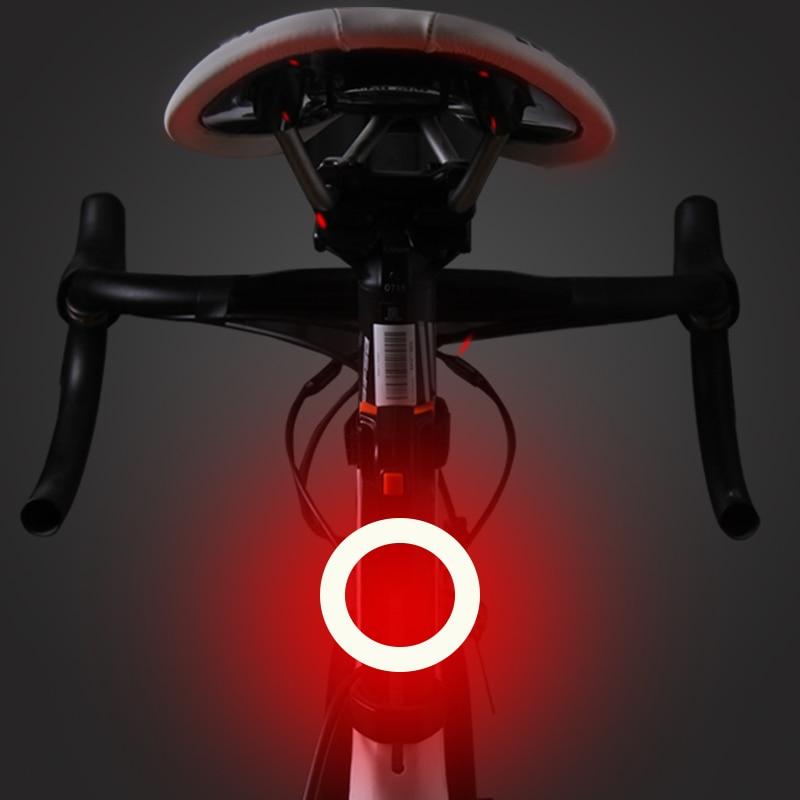 ThinkRider - Задний светодиодный велофонарь