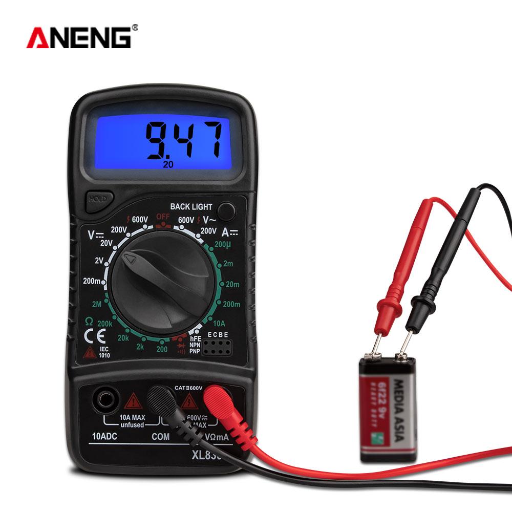 ANENG XL830L мультиметр цифровой - самая продаваемая модель