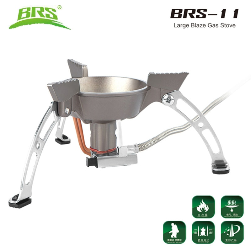 BRS-11 горелка с ветрозащитой