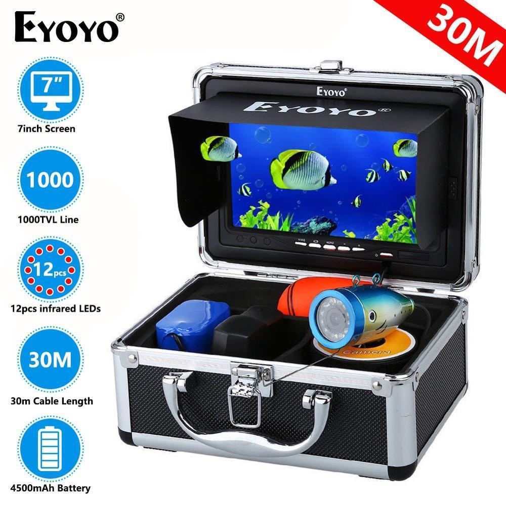 Eyoyo EF07B с чемоданом