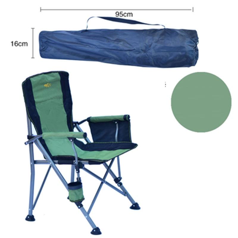 Складное кресло с подстаканником ALL-667