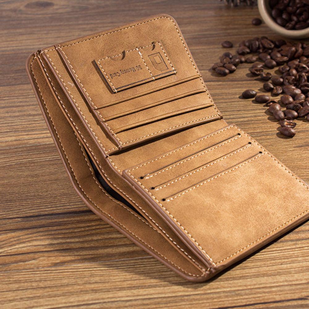 Мужской бумажник HENGSHENG