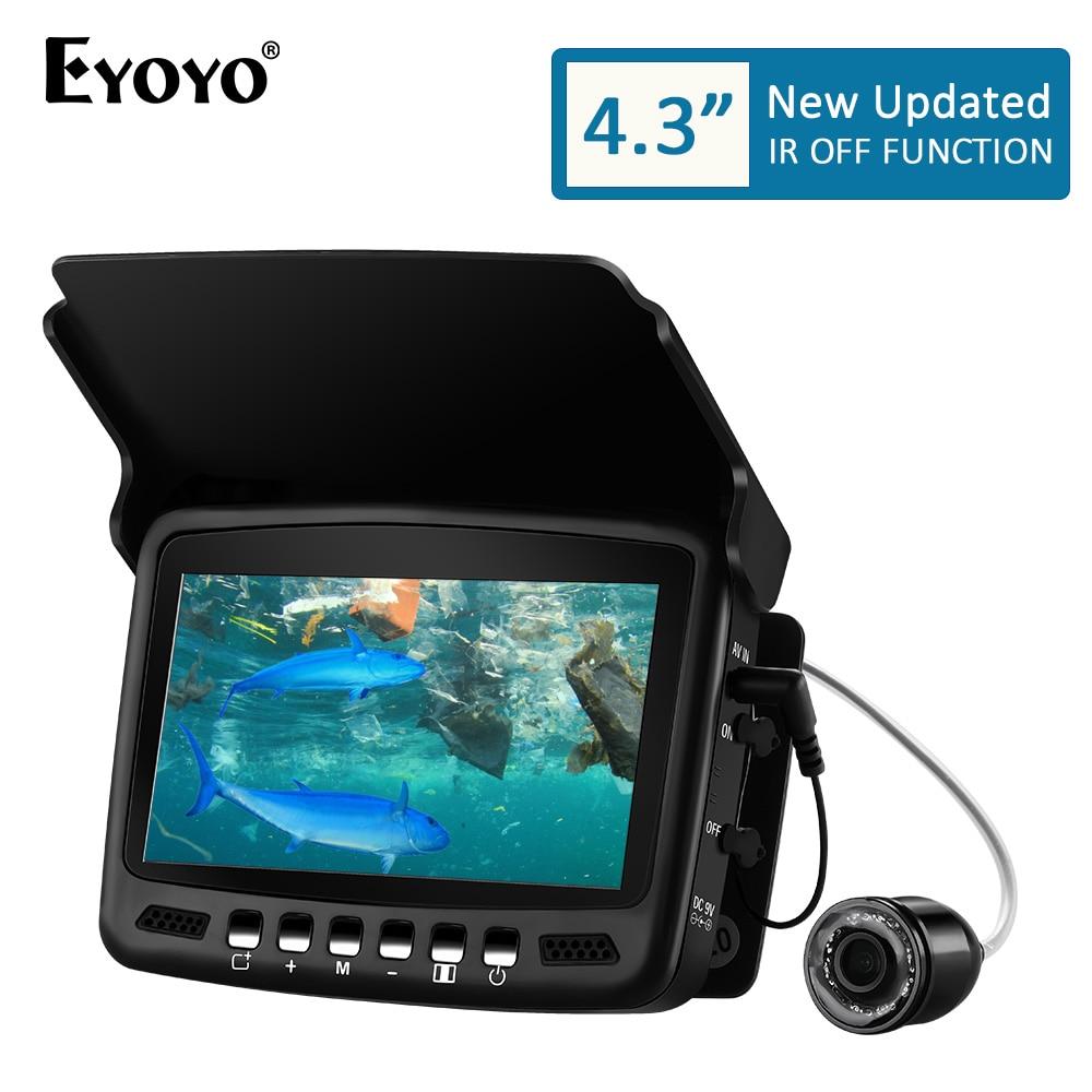 Подводная камера для зимней рыбалки Eyoyo