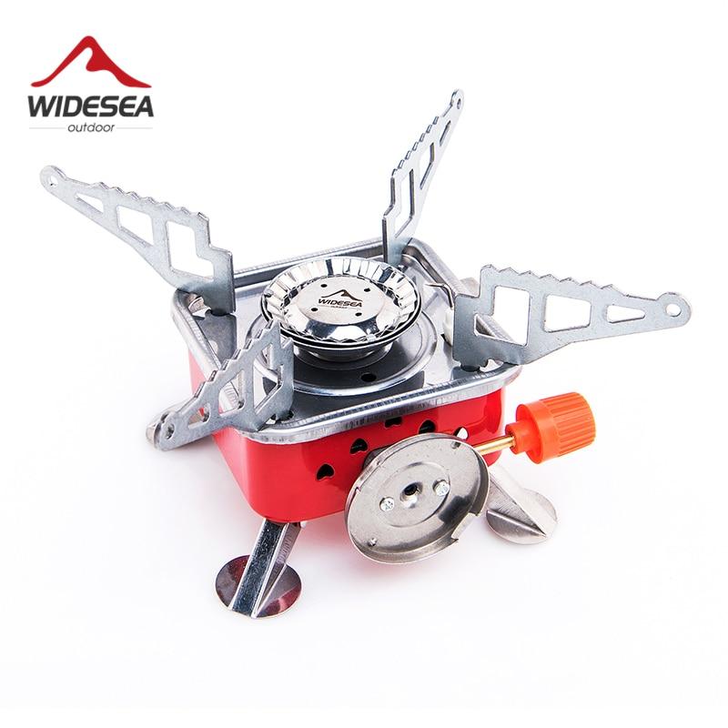 Widesea WSS-105 туристическая горелка