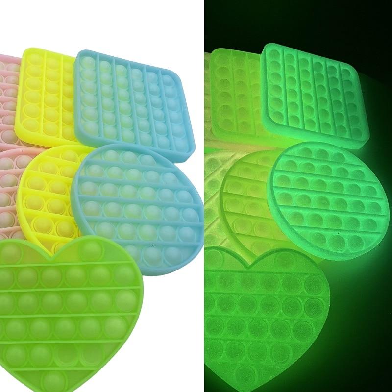 Светящиеся POP IT игрушки