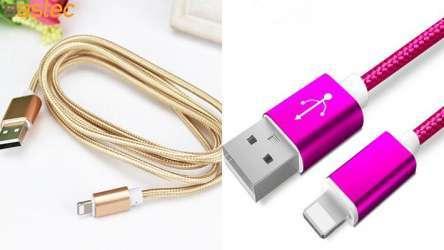 Lightning/USB кабель для Iphone на Алиэкспресс