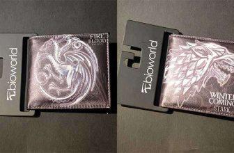Бумажник в стиле сериала Игра престолов