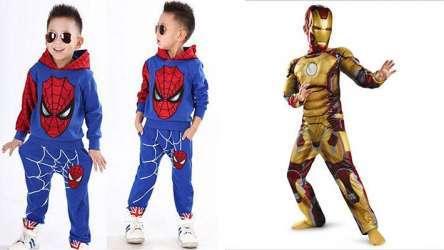 Детские костюмы на Алиэкспресс