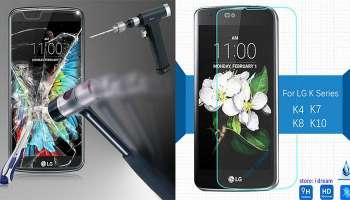 Защитные стекла для смартфонов LG
