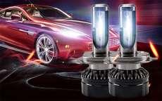 Лампочки для автомобиля с Алиэкспресс — светодиодные (LED), галогенные и ксеноновые.