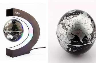 Магнитный левитирующий глобус