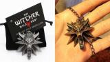 Медальон ведьмака Геральта на Алиэкспресс