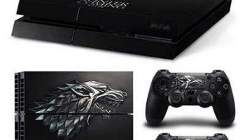 Наклейки для PS 4 — Игра престолов