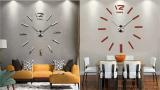 Стильные настенные 3D часы