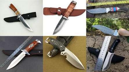 Охотничьи ножи на Алиэкспресс