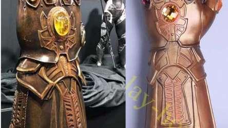 Перчатка Таноса из фильма Мстители: Война бесконечности
