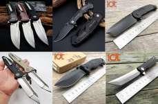 Лучшие складные ножи с Алиэкспресс — топ самых продаваемых и интересных вариантов.