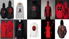 Вещи и атрибутика Deadpool с Алиэкспресс