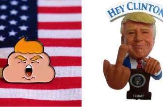 Дональд Трамп — приколы с Алиэкспресс